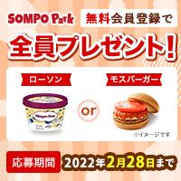SOMPO Park<ハーゲンダッツ全員プレゼントキャンペーン>